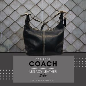 Coach Legacy Leather Hobo